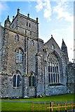 SM7525 : North transept, St Davids cathedral by Philip Pankhurst