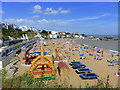 TR3967 : Viking Bay, Broadstairs by pam fray