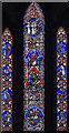 SO8454 : Unett Window, Worcester Cathedral by Julian P Guffogg