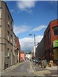 ST5973 : Backfields Lane, Bristol by Derek Harper
