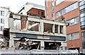 J3373 : Clarendon House (demolition), Belfast - August 2015(1) by Albert Bridge