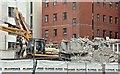 J3373 : Clarendon House (demolition), Belfast - August 2015(2) by Albert Bridge