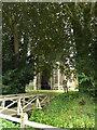 TM1266 : All Saints Church, Wetheringsett by Geographer