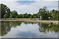 TQ1478 : The Garden Lake, Osterley Park by Alan Hunt