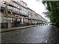 NT2674 : U.S. Consulate, Regent Terrace, Edinburgh by PAUL FARMER