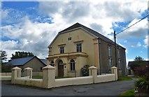 SM8625 : Chapel At Treffgarne Owen by Deborah Tilley