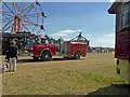SU0599 : Gloucestershire Vintage & Country Extravaganza - US fire engine by Chris Allen