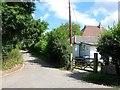 TQ3723 : Pegden Lodge, Nash Lane by Simon Carey