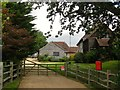 TQ3723 : Nash Farm by Simon Carey
