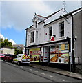 SM9438 : Goodwick Stores and Post Office by Jaggery
