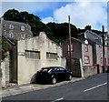 SM9438 : Former Quay Road public toilets, Goodwick by Jaggery