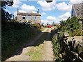 SE0718 : Delph Hill - Park Lane by Betty Longbottom