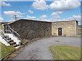 SE0718 : Covered Reservoir - Moor Hey Lane by Betty Longbottom