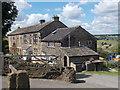 SE0718 : Only House - Moor Hey Lane by Betty Longbottom