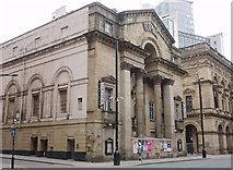 SJ8397 : Former Theatre Royal, Peter Street by Anthony O'Neil