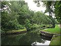 SE2436 : Site of former swing bridge by Stephen Craven