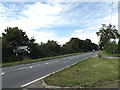 TM1169 : A140 Ipswich Road, Stoke Ash by Adrian Cable