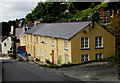 SM9438 : Laurel Cottages in Goodwick by Jaggery
