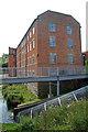 SK1139 : Tutbury Mill, Rocester by Chris Allen