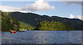 NY2622 : Friar's Crag & Lord's Island, Derwentwater by Ian Taylor