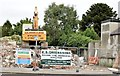 J3773 : Former Ulster Bank (Knock Branch), Belfast - August 2015(2) by Albert Bridge