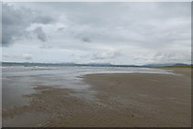 SH5631 : Sands at Harlech by DS Pugh