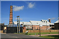 SJ6775 : Lion Salt Works - outside the pay zone! by Chris Allen