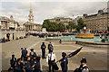 TQ2980 : Trafalgar Square by Richard Croft