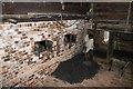 SJ6775 : Lion Salt Works - firing No. 3 pan by Chris Allen