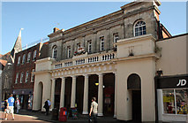 SU8604 : The Market House, North Street, Chichester by Jo Turner