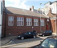 SY6878 : Weymouth Baptist Church by Jaggery