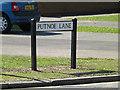 TL0652 : Putnoe Lane sign by Geographer