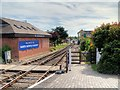 TG1543 : North Norfolk Railway, Sheringham by David Dixon
