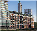 TQ3180 : Oxo Tower, London by Rossographer
