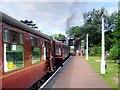 TG1543 : Platform 1, Sheringham Station by David Dixon