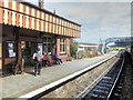 TG1141 : Weybourne Station, North Norfolk Railway by David Dixon