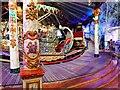 TF9734 : The Thursford Collection  Gondola Merry-Go-Round by David Dixon