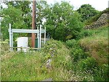 SE0322 : Sowerby Bridge FP140 (Green lane) Link D by Humphrey Bolton