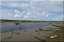SH5727 : Across the Artro estuary by DS Pugh