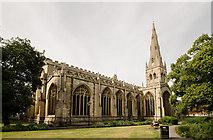 SK7953 : St Mary Magdalene church, Newark by Julian P Guffogg