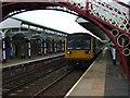NY9464 : Hexham Railway Station by JThomas