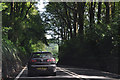 SW7839 : Cornwall : The A39 by Lewis Clarke