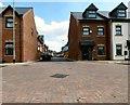 SJ9097 : New houses at Droylsden by Gerald England