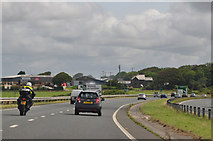 SW9961 : Cornwall : The A30 by Lewis Clarke