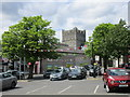 N7212 : The Market Square, Kildare by Jonathan Thacker