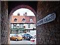 TA0339 : Narrow Racket, Beverley, Yorkshire by Bernard Sharp