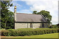 SJ0643 : Rhug Chapel, Denbighshire by Jeff Buck