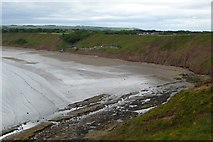 TA1281 : Filey Sands from the north by David Smith