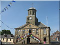 NS7809 : Tolbooth Museum at Sanquhar by M J Richardson
