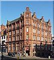 NZ2564 : 12 Mosley Street, Newcastle by Stephen Richards